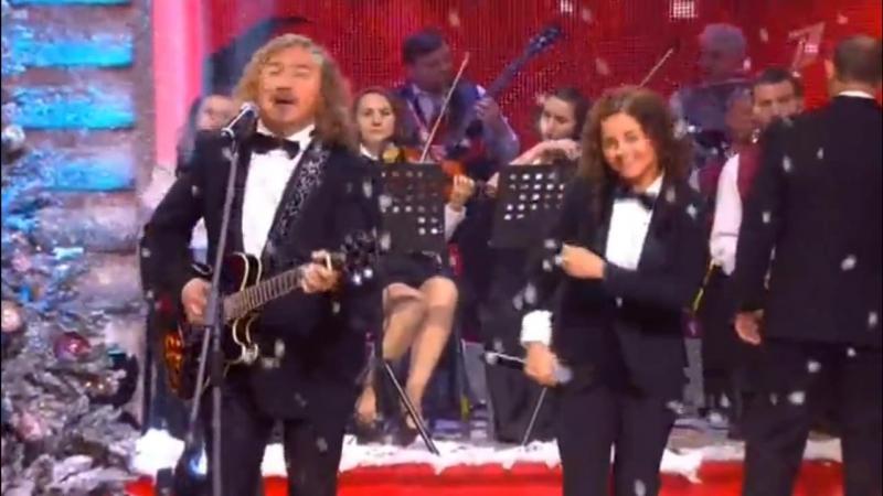 Игорь Николаев и Юлия Проскурякова - Новый год без тебя