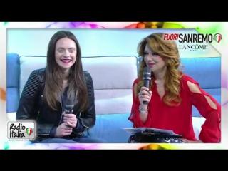 Intervesta a Francesca Michielin del 13 febbrario 2016 (Radio Italia)