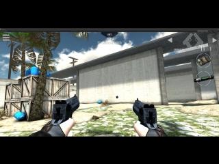 Modern Strike Online: Ковбойский стиль