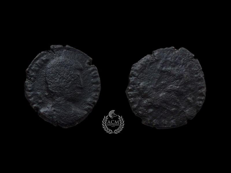АЕ 2. Рим. Констанций Галл (351-354 гг.)