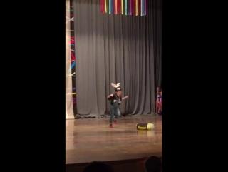 Hip-hop dance/ Energy / Софья Заморина 7 лет / Зайка Energizer