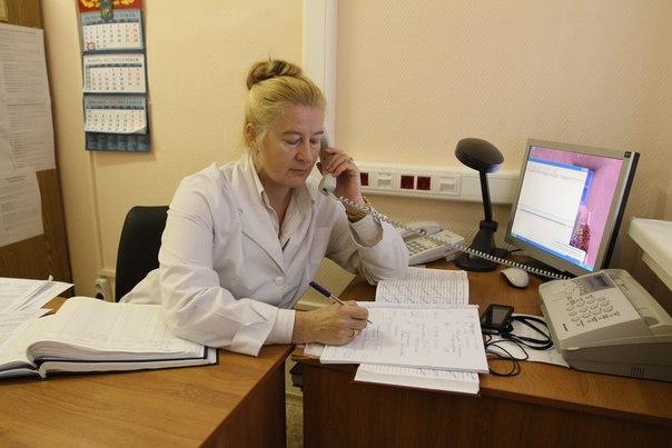 Участковые врачи из ЮВАО признаны одними из лучших в Москве / Фото: Роман Балаев