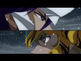 (1 серия) Рыцари Зодиака: Золотая душа / Saint Seiya :Soul of Gold [русская озвучка]