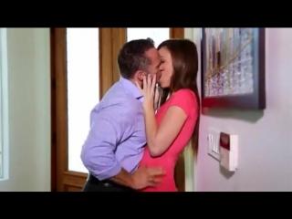قبلات مثير ورمانسية