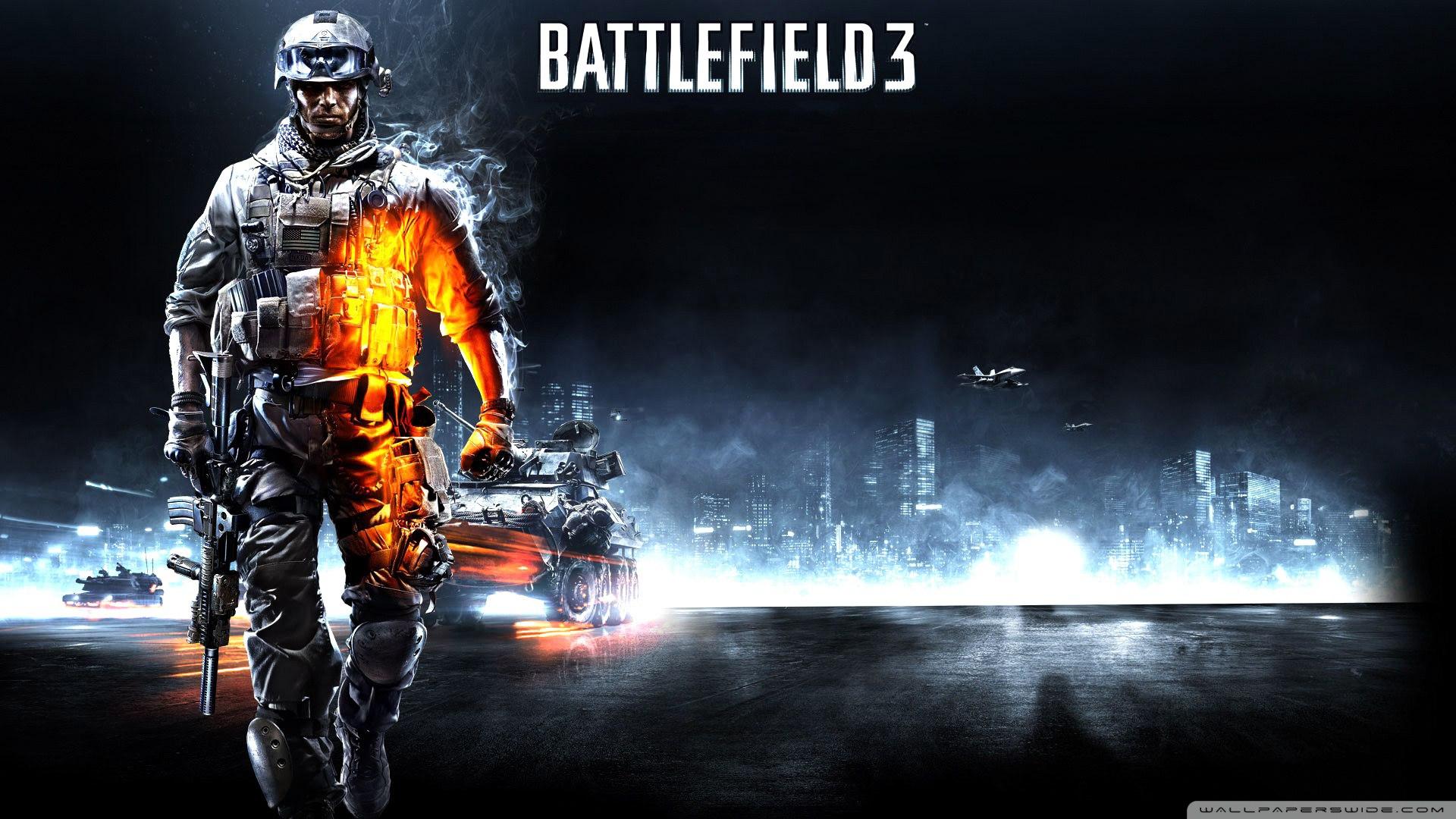 Аккаунт Battlefield 3