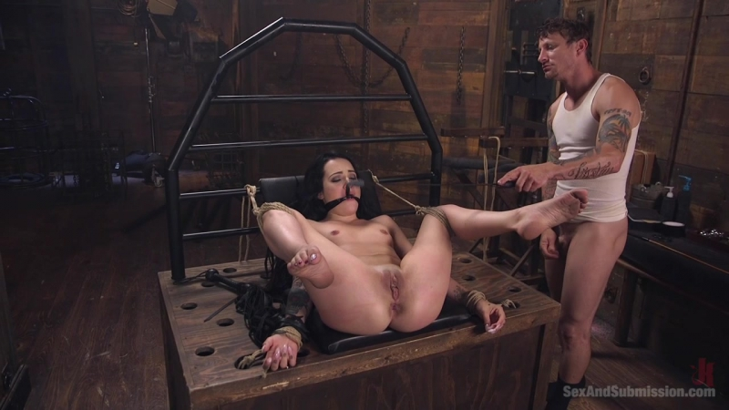 SexAndSubmission/Kink Dallas Black And Lilith Luxe (Customer Service Experience is Fucked Up/ 01-07-2016) BDSM, Bondage, Ana