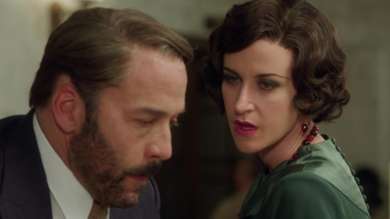 Мистер Селфридж / Mr Selfridge, S04E05 / ENG