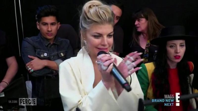 Фёрги в эпизоде реалити-шоу ''Keeping Up with the Kardashians'' (S12E11)