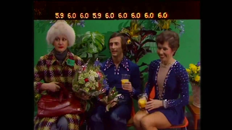 Ludmila PAKHOMOVA Alexandr GORSHKOV Free Dance 1976 World Figure Skating Championships » Freewka.com - Смотреть онлайн в хорощем качестве