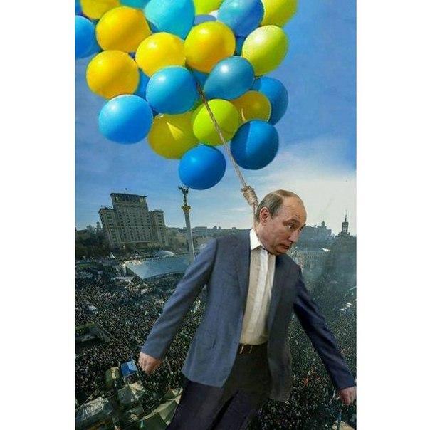 Когда противники путинского режима будут понимать, что у них в тылу есть Украина - они будут действовать смелее, - журналист Евгений Киселев - Цензор.НЕТ 8840