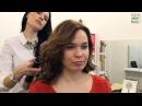 2 легкие и красивые прически на средние волосы. Прически на каждый день |