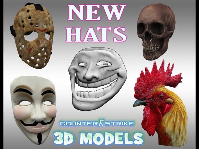 New HATS models for cs 1 6
