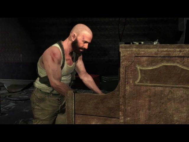 Max Payne 3 Piano Easter Egg