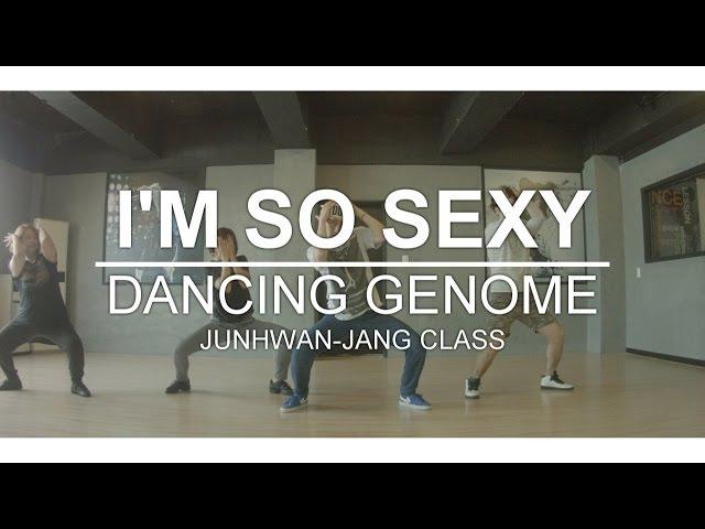 대구댄스학원 | 박진영,유재석(댄싱게놈) - I'm So Sexy 안무 | 더제이댄스센터 취미/입