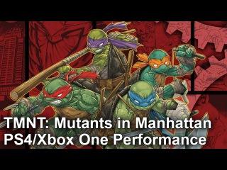 TMNT Mutants In Manhattan PS4/Xbox One: Platinum's Worst Game?