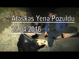 Erməni Artilleriyasının Qapanlıya hucumu 25.04.2016 ƏN SON VİDEO