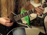 Painkiller Cover-All guitars done by John Perotti