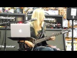 Nita Strauss Alice Cooper - Billion Dollar Babies