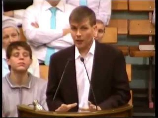 О Божественном исцелении наших тел, Валерий Меньшиков, ОЦХВЕ Пермь  14 12 2014