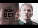 Steve Rogers | Ready Set Let's Go.