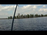Рыбалка на Ахтубе, апрель. весна. джиг мандула.