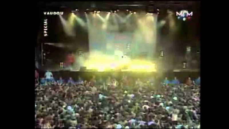 The Prodigy Mindfields Phoenix Festival 1996 Alternatif Eksen