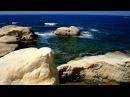 Белый пляж. Кипр. White beach, Cyprus