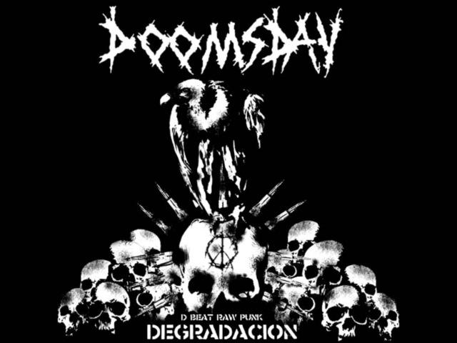 DOOMSDAY Degradación 2011 Álbum completo