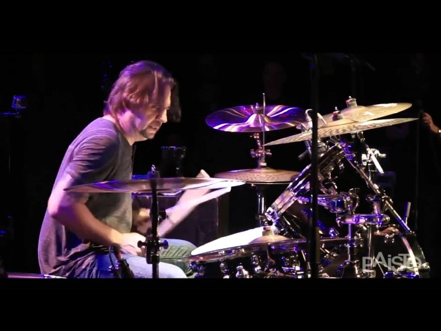 Paiste - Dave Lombardo DrumSolo at Drum Chelles in France