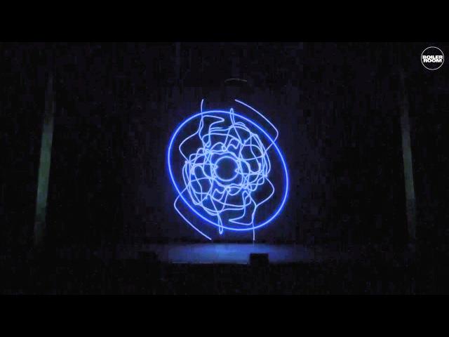 Robert Henke: Lumière II Boiler Room Mexico x MUTEK MX Live Set