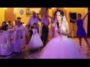 Невеста поет для жениха. Яна и Коля