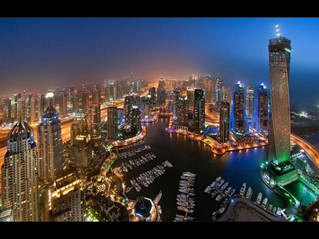 Арабские Эмираты. Страна чудес. HD