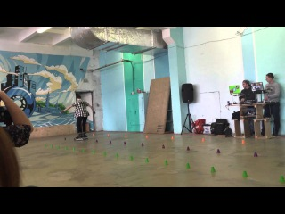 Battle Skate Town 2016 classic 1st Puzanov Artyom
