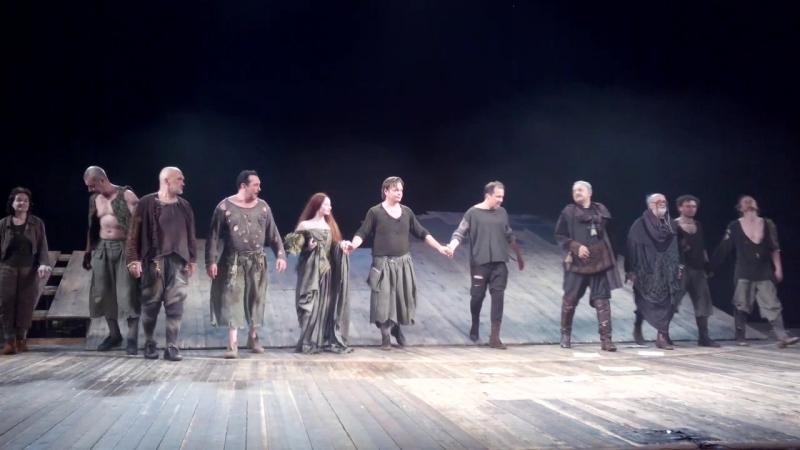 Шекспір Буря Театр Івана Франка 30 червня 2016 Київ Театр UA