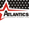 ATLANTICS professional window film
