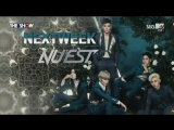 NUEST - Comeback Next Week @  The Show 160216