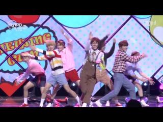 [MPD직캠] 엔씨티 드림 직캠 Chewing Gum NCT Dream Fancam @엠카운트다운_160908