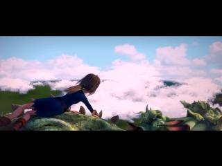 НОВИНКА! Мультфильм Богатырша - Роса и Дракон