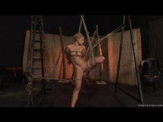 [BDSM - Lesbo]Silvia Lauren - Sex slave Szilvia 2009_1(21Sextury)