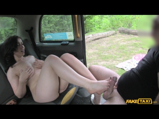 Rebecca Brooke (Driver Gets Lucky at Dogging Site) [big ass taxi fuck sex porno HD]