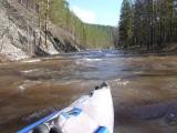 Весенний сплав по реке Узян Бурзянские Викинги