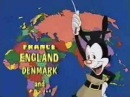 Animaniacs's lesson on geography