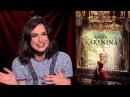 «Анна Каренина» 2012 -- интервью с Кирой Найтли.