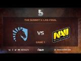 Liquid vs Na`Vi, Game 1, The Summit 5