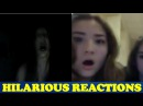 Omegle Pranks - Monster in the Dark Knows Where You Live