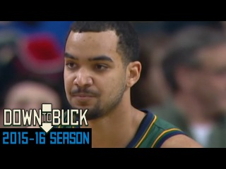 Trey Lyles 18 Points Full Highlights (2/29/2016)