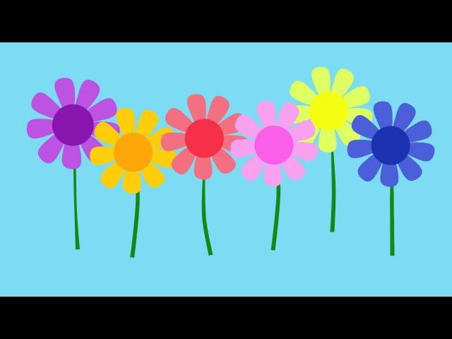 Colours Song 3 (British English)