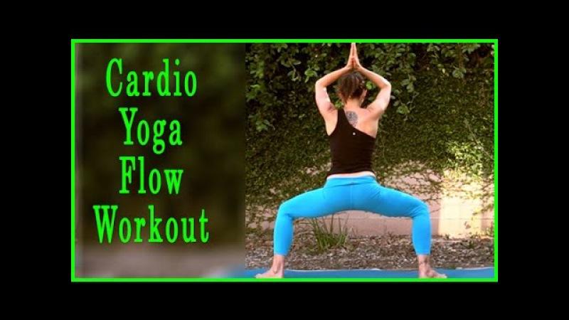 Yoga Workout :: Cardio Yoga Flow