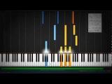 I AM LEGEND - I'm Listening Piano