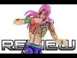 Super Action Statue Diavolo - Jojo's Bizarre Adventure Anime Figure Review ジョジョの奇妙な冒険